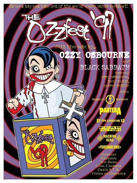 ozzfest 1997