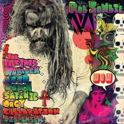 rob zombie electricwarlockcover 2016
