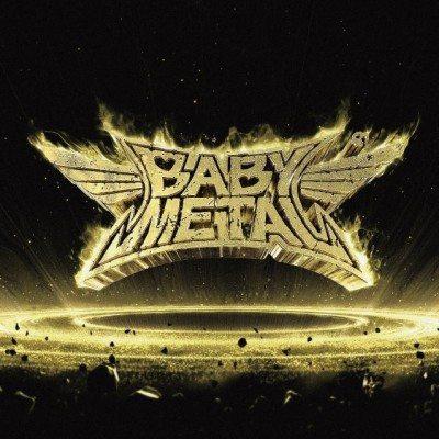 BABYMETAL Metal Resistance album cover 2016 ghostcultmag