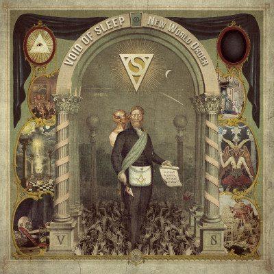 void of sleep new world order album cover ghostcultmag