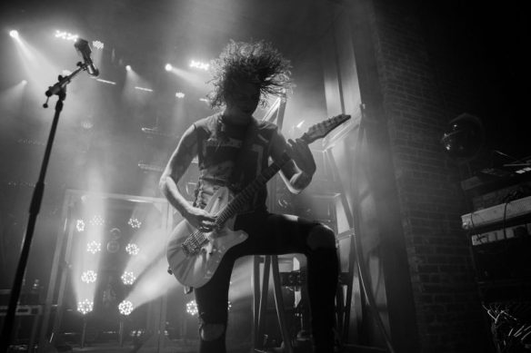Asking Alexandria, by Bret B Photos