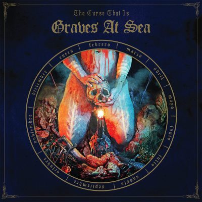 Graves at Sea The Curse That Is ghostcultmag