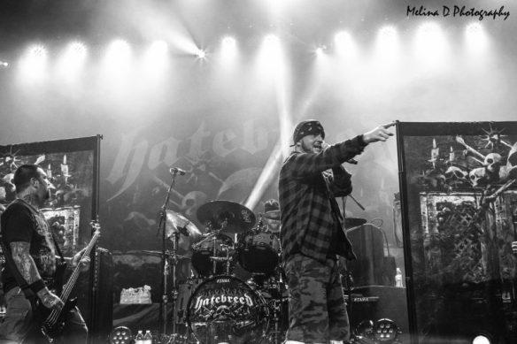 Hatebreed, by Melina D Photography