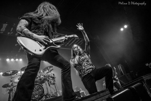 Devildriver, by Melina D Photography