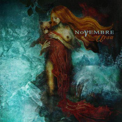 Novembre - URSA album cover ghost cultmag