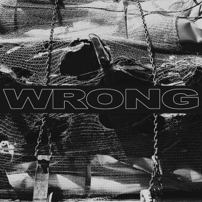 wrong ep cover artwork ghostcultmag