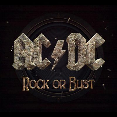ACDC Rock or bust Album cover ghostcult mag