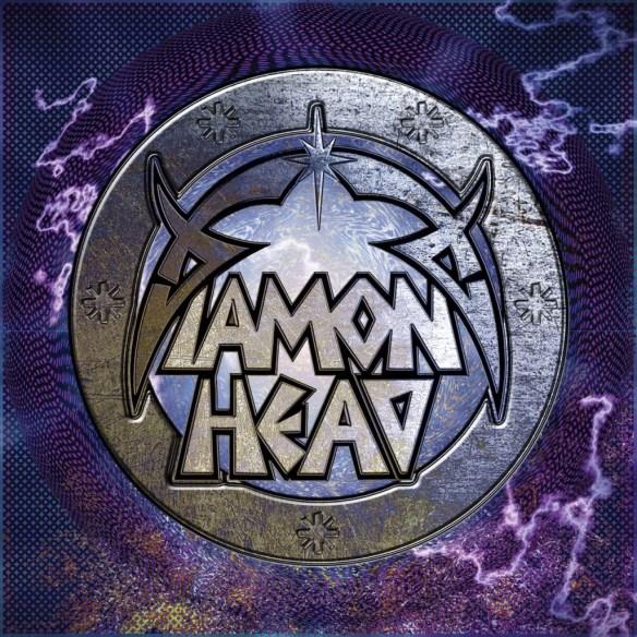 Diamond Head – Diamond Head album cover ghostcultmag