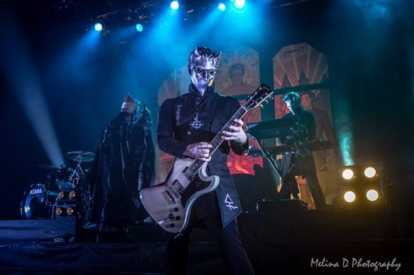 Ghost, by Melina D Photography