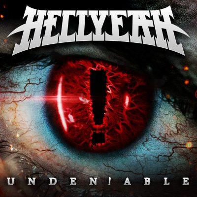 Hellyeah Undeniable album cover ghostcultmag