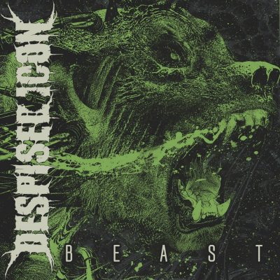 Despised Icon – Beast album cover ghostcultmag