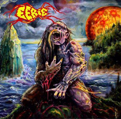 Eerie – Eerie – Tee Pee Records cover ghostcultmag