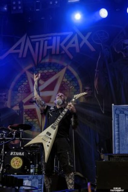 ,Anthrax, by TJ Fowler Photography