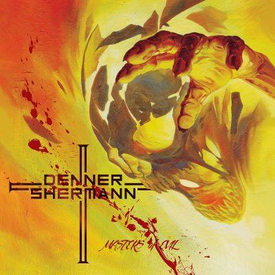 Denner Shermann - Masters Of Evil cover ghostcultmag