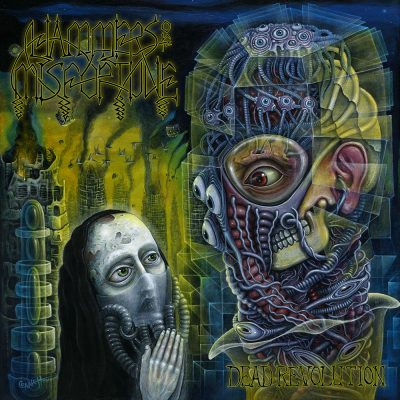 Hammers of Misfortune – Dead Revolution album cover ghostcultmag