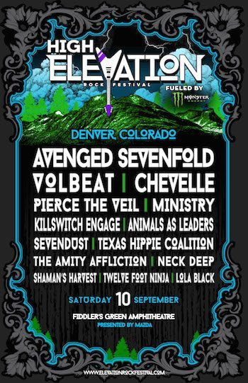 High Elevation Rock Festival ghostcultmag