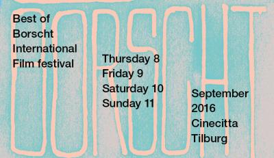 Incubate Borscht film festival