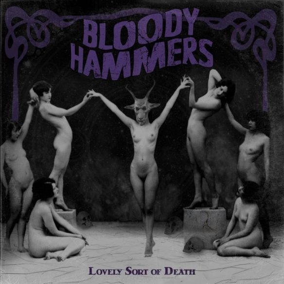 Bloody Hammers Lovely Sort of Death cover ghostcultmag