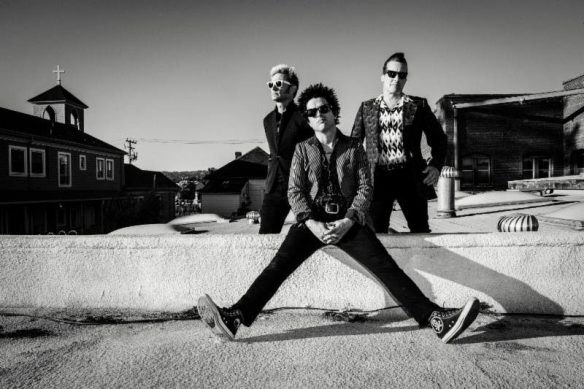 Green Day, photo credit Frank Madoockss