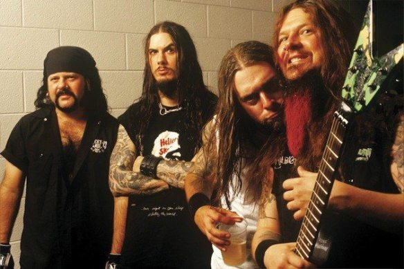 Pantera, photo credit Joe Giron/Lesser Gods