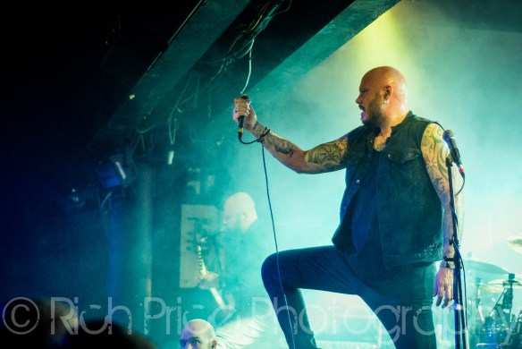 Soilwork, by Rich Price Photographyn