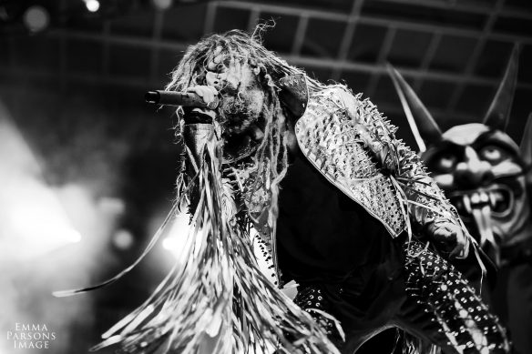 Rob Zombie, by Emma Parsons Photography