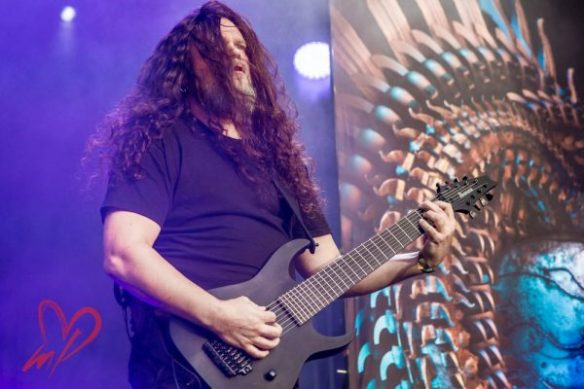 Meshuggah, by Meg Loyal Photography