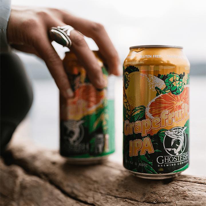 Ghostfish Brewing Gluten-Free Beer