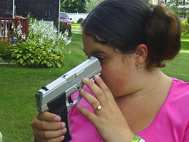 Another Idiot Gets a Gun.