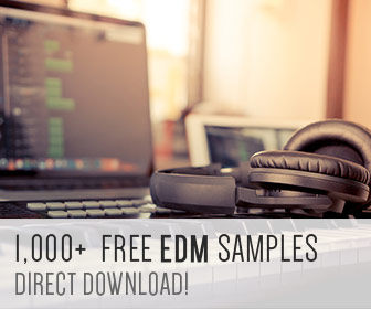 1000 Free EDM Samples