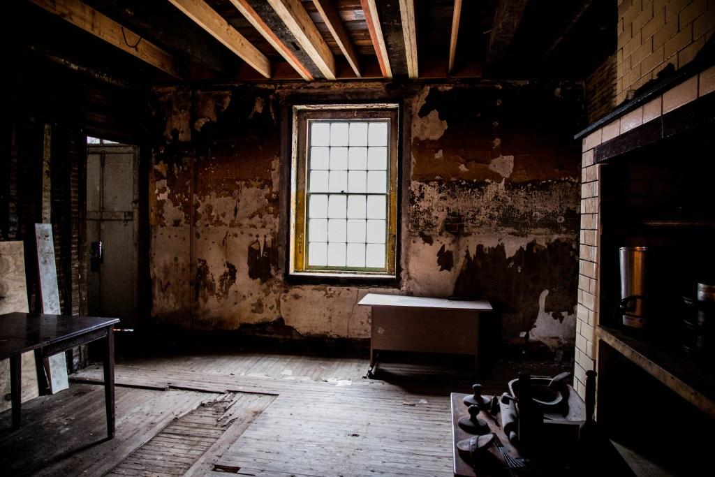 White Hill Mansion Kitchen