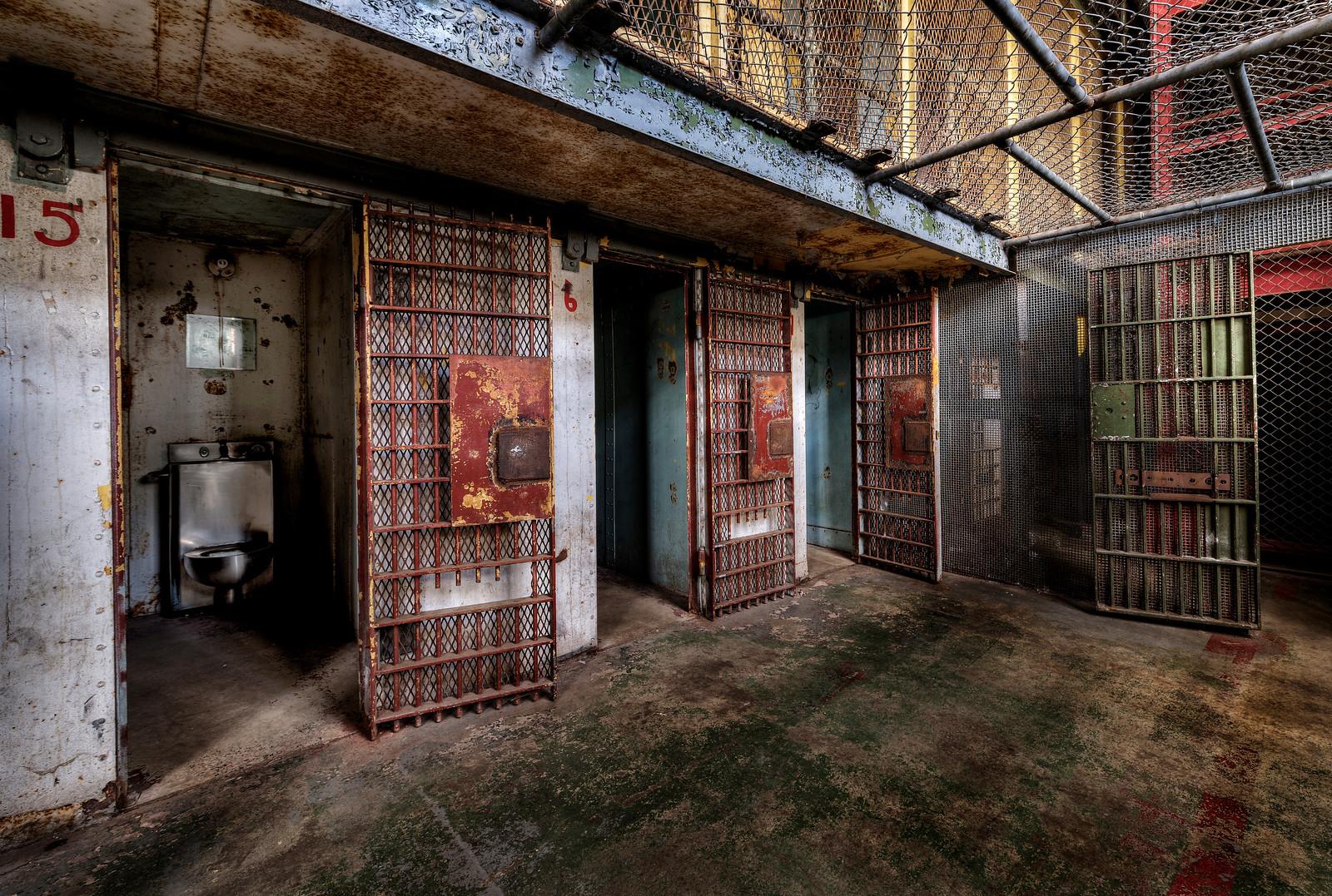 West Virginia Penitentiary Maximum Security