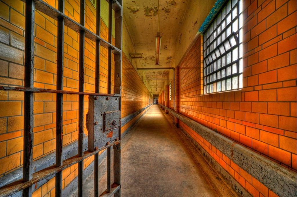 Missouri State Penitentiary Long Corridor