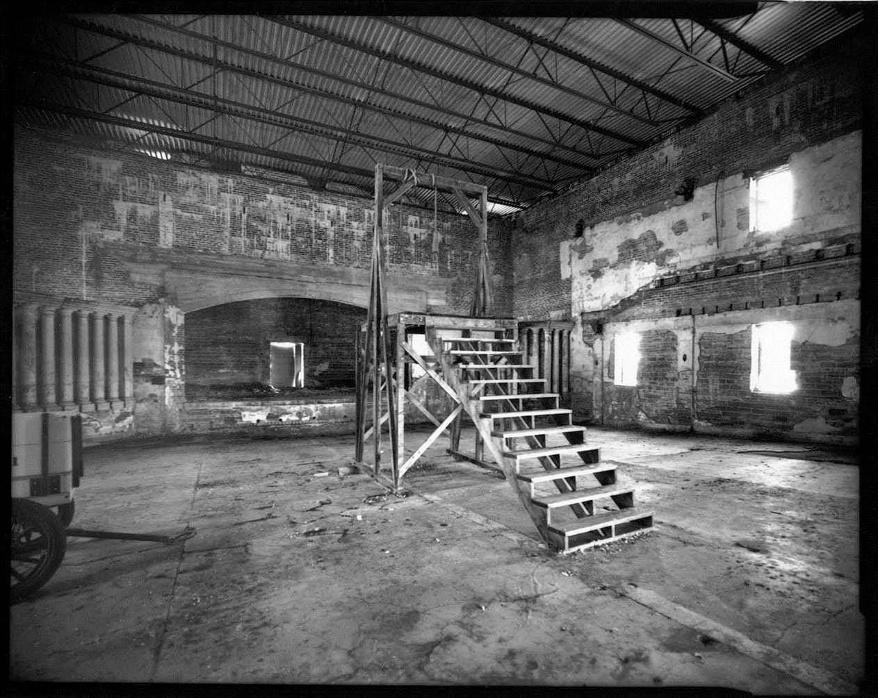 Old Montana Prison Hanging
