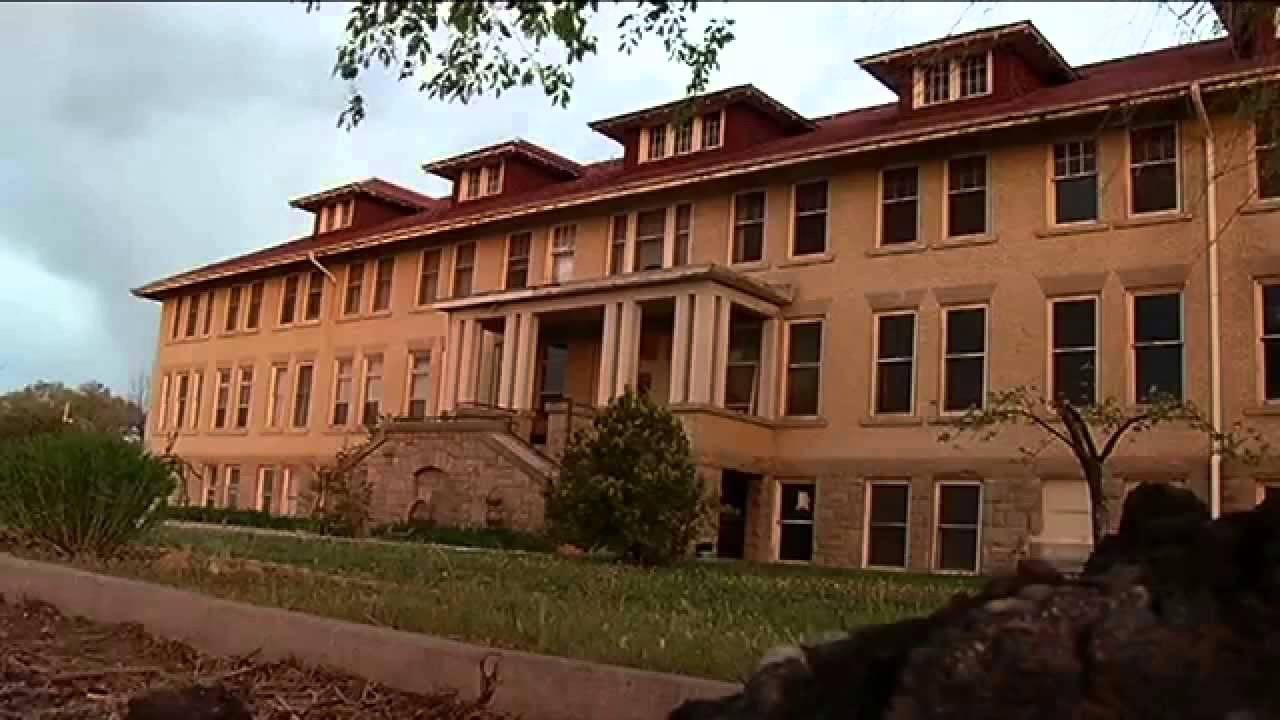 Old Idaho TB hospital haunted