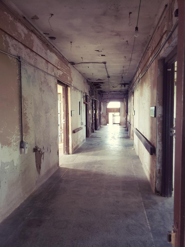 Ashmore Estates haunted corridor