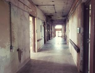 Ashmore Estates Haunted Corridor
