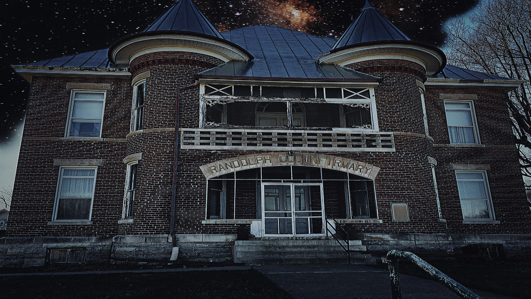 Randolph Asylum Ghost Hunt | Winchester, Indiana