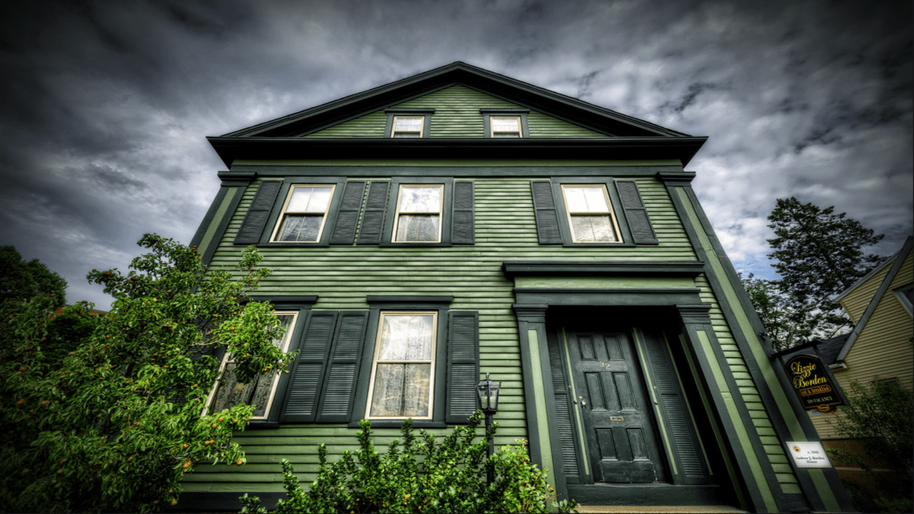 The Lizzie Borden House Ghost Hunt | Fall River, Massachusetts