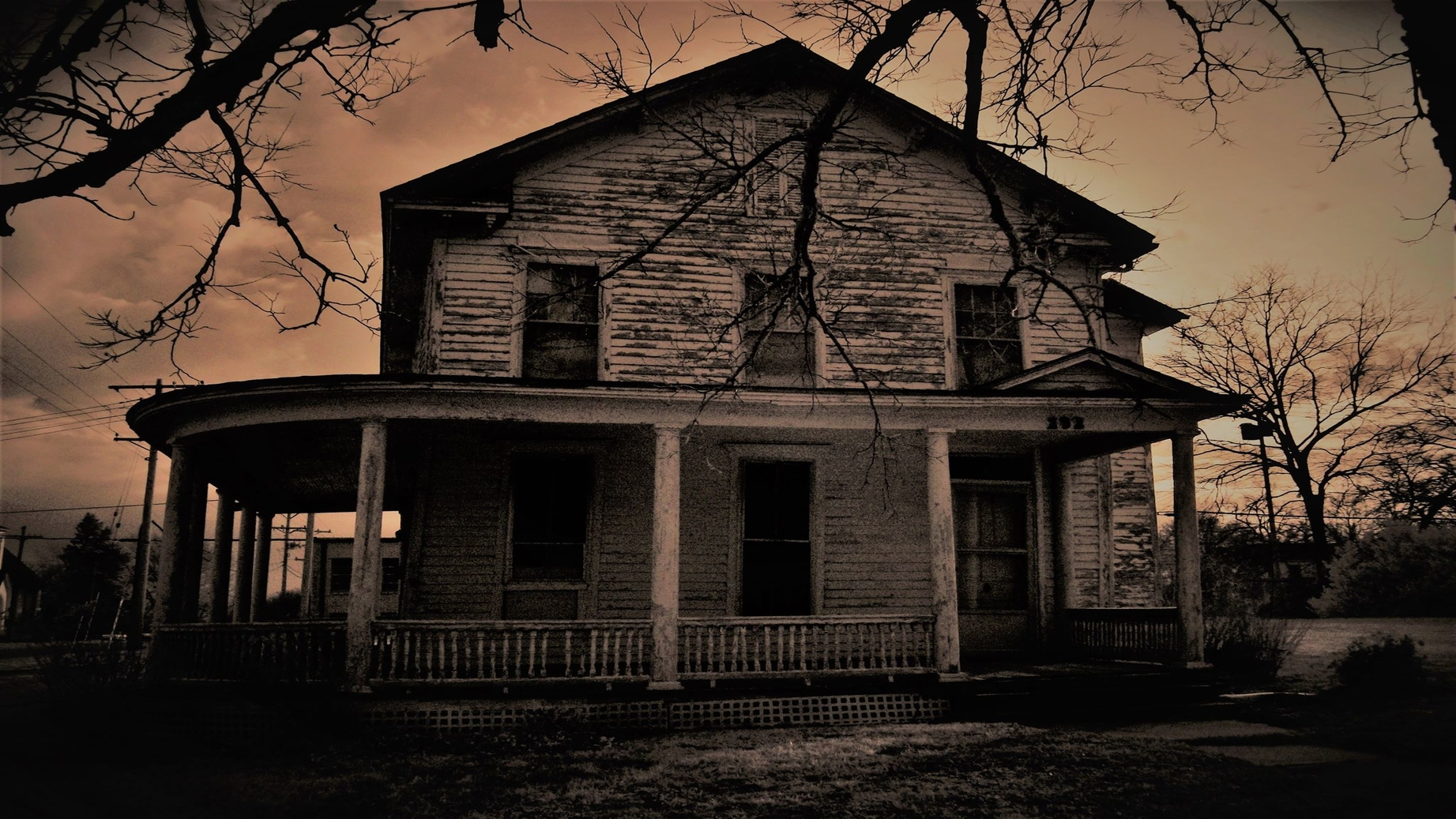 1858 Garnett House Hotel Ghost Hunt | Garnett, Kansas
