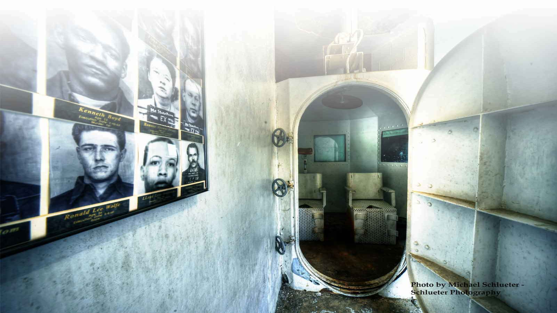 Missouri State Penitentiary Gas Chamber Ghost Hunt