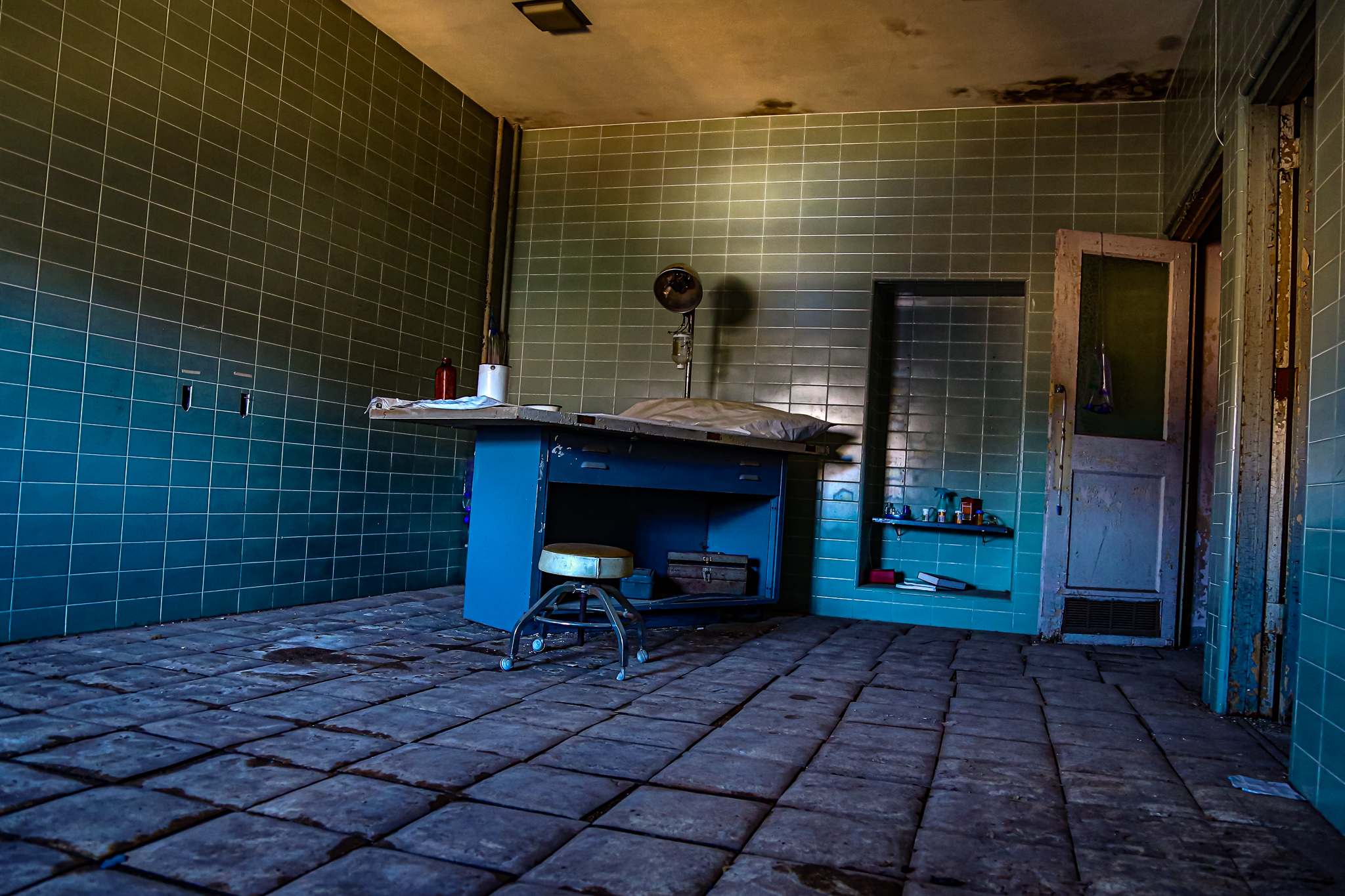Nazareth Sanatorium Hospital Ghost Hunt