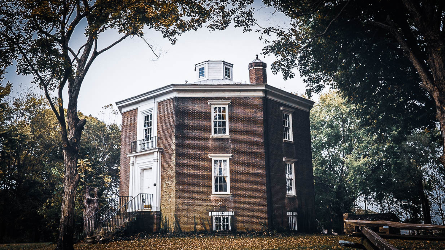 Octagon Hall Ghost Hunt | Ghost Hunts USA