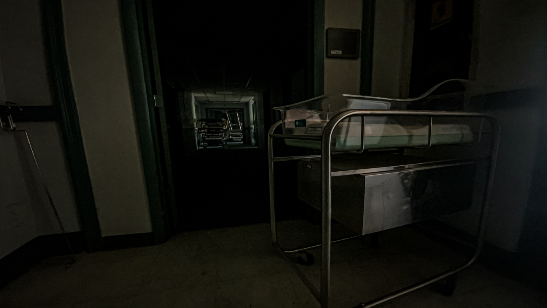 Old Hospital On College Hill Ghost Hunt