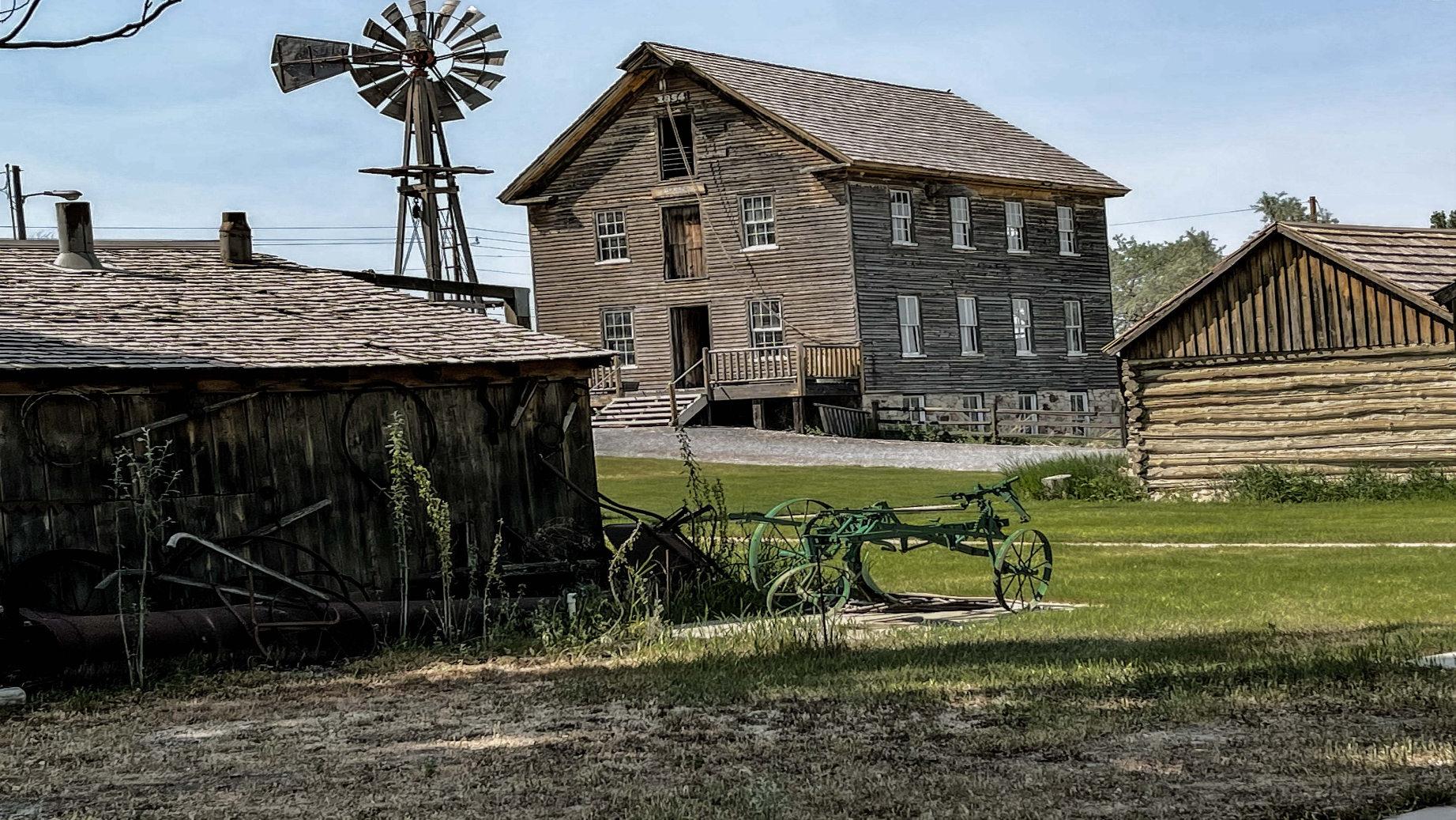 Haunted Benson Grist Mill Ghost Hunt