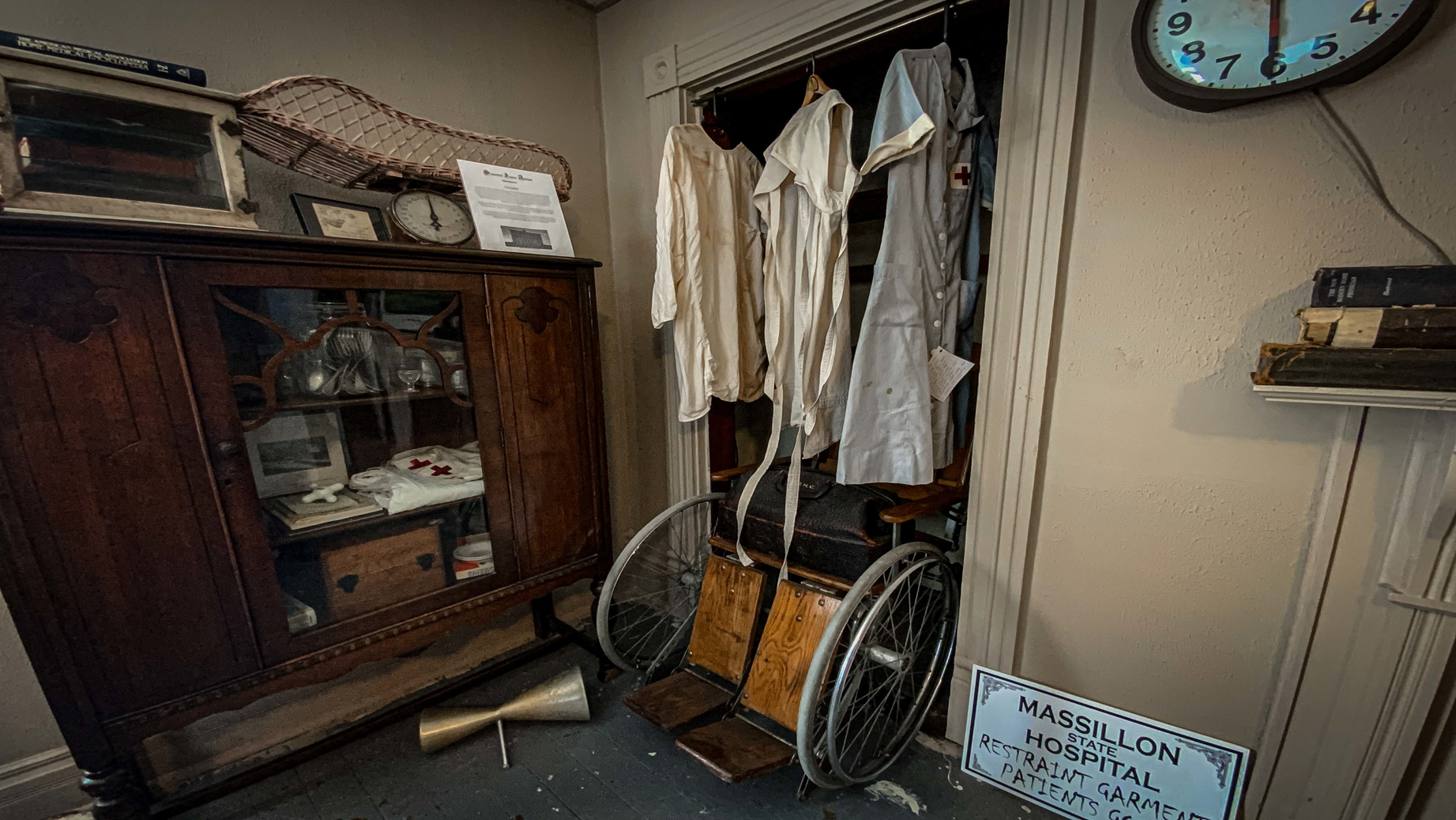 Archive Of The Afterlife Museum Ghost Hunt