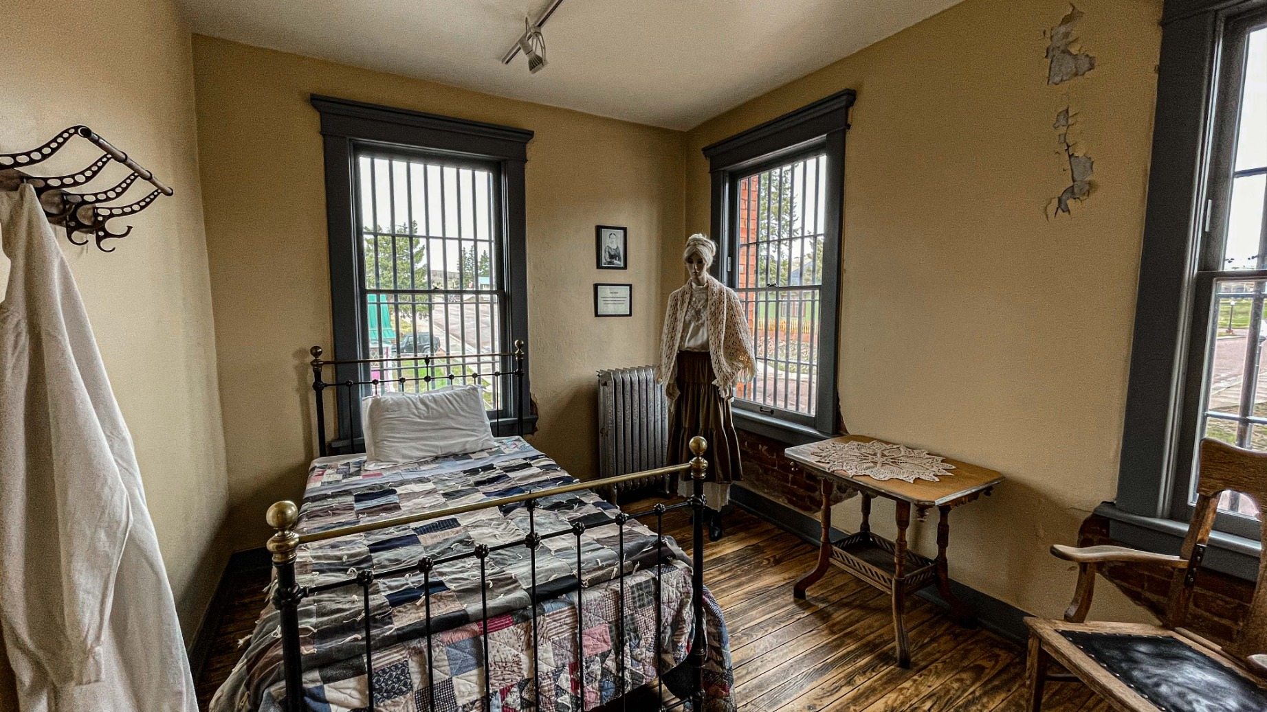 Outlaws And Lawmen Jail Museum Ghost Hunt, Haunted, Overnight, Paranormal
