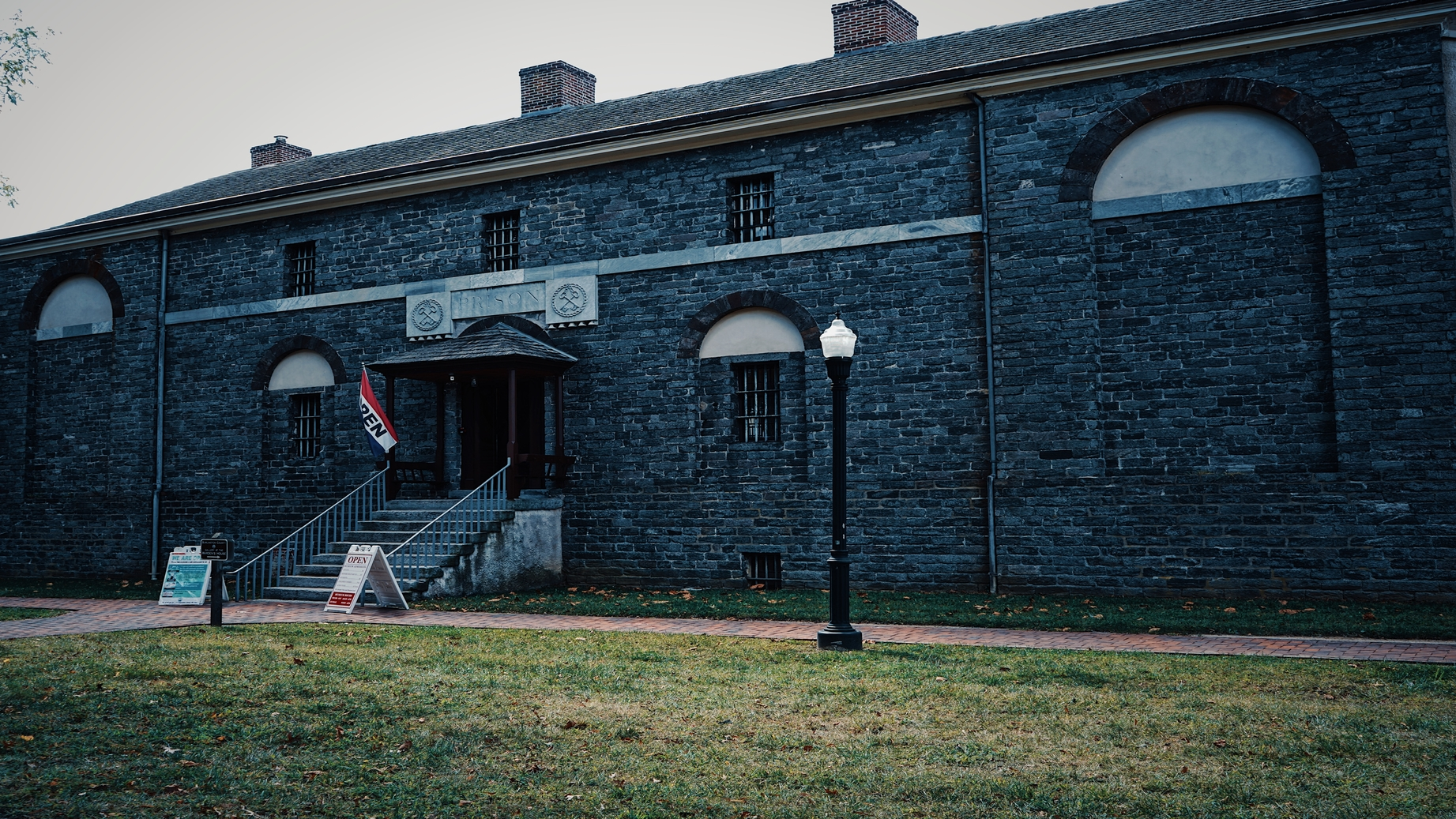 Burlington County Prison Ghost Hunt  Mount Holly, New Jersey  Saturday November 6th 2021