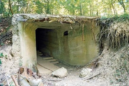 Waverly Hills Tunnel