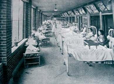Waverly Hills Patients